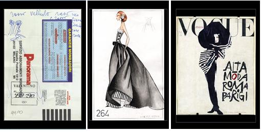 Documents Annexes Au Modle 264 Haute Couture Automne Hiver 1989 1990
